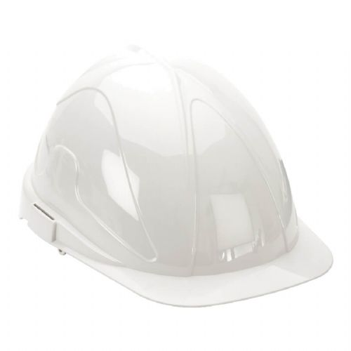 Supertouch ST-150 White Safety Helmet